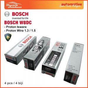 Proton Iswara Wira Car Spark Plug W8DC 01