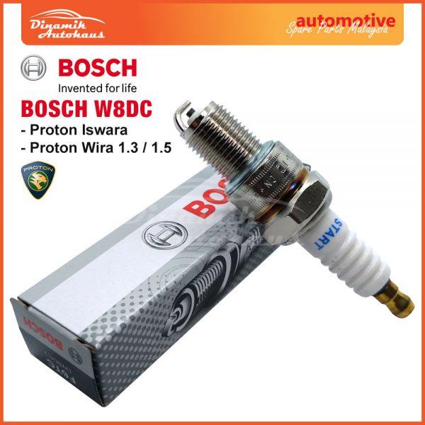 Proton Iswara Wira Car Spark Plug W8DC 02