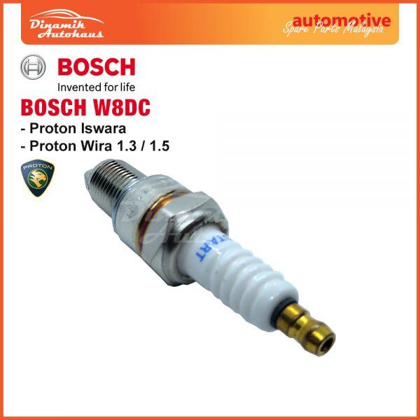 Proton Iswara Wira Car Spark Plug W8DC 04