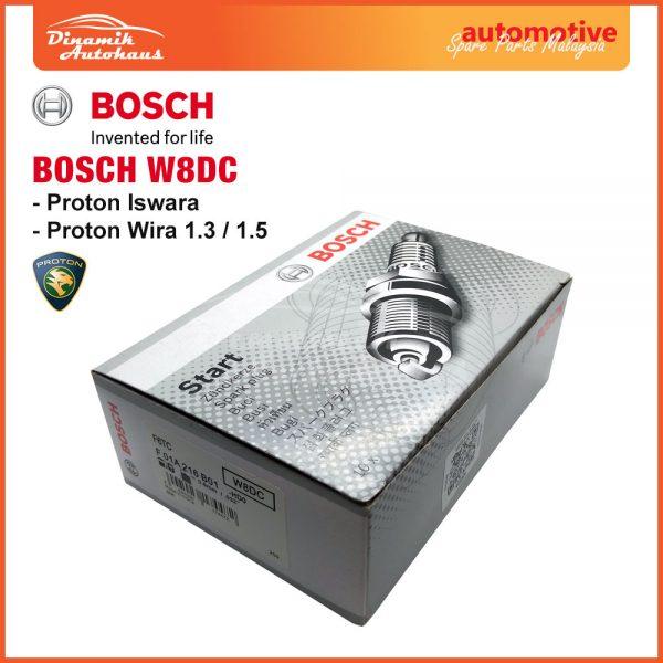 Proton Iswara Wira Car Spark Plug W8DC 05