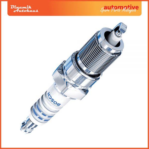 Perodua Toyota Car Spark Plug Bosch FR7KCX+ Super Plus 02 - Automotive Spare Parts Malaysia