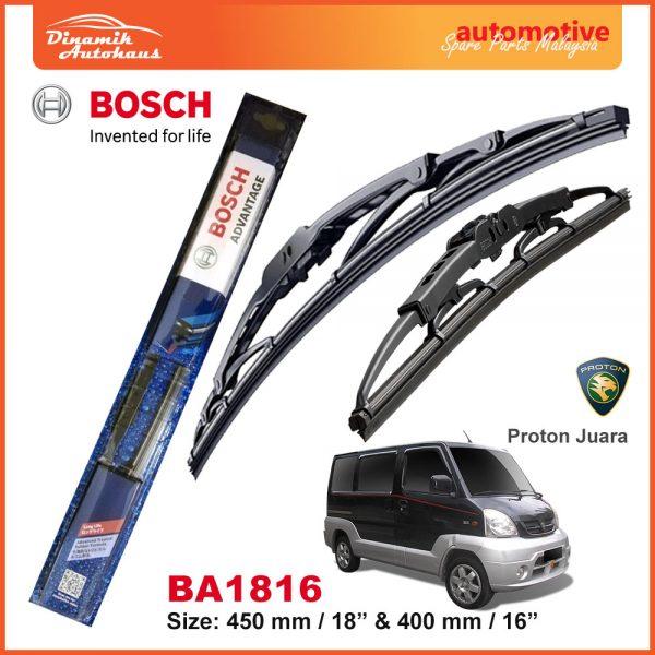 Bosch Wiper Blade BA1816 Proton Juara