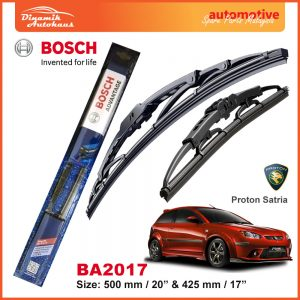 Bosch Wiper Blade BA2017 Proton Satria