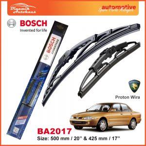 Bosch Wiper Blade BA2017 Proton Wira