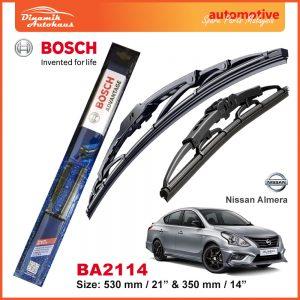 Bosch Wiper Blade BA2114 Nissan Almera