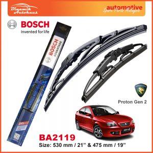 Bosch Wiper Blade BA2119 Proton Gen 2
