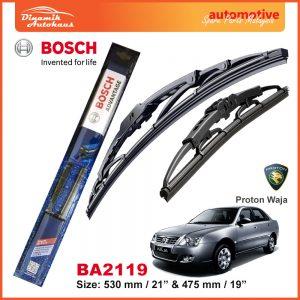 Bosch Wiper Blade BA2119 Proton Waja