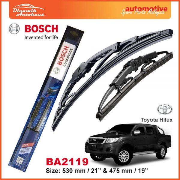 Bosch Wiper Blade BA2119 Toyota Hilux