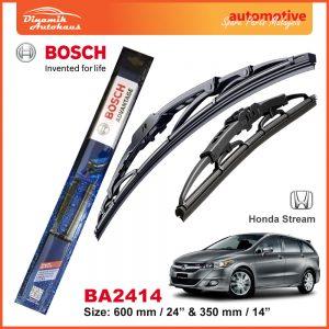 Bosch Wiper Blade BA2414 Honda Stream