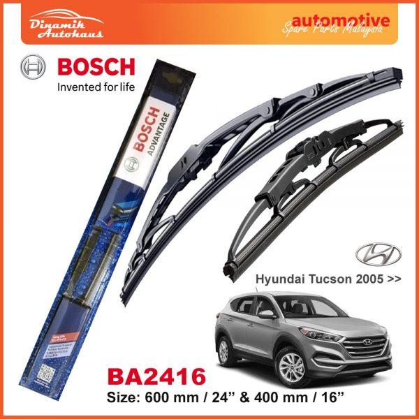 Bosch Wiper Blade BA2416 Hyundai Tucson