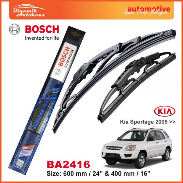 Bosch Wiper Blade BA2416 Kia Sportage