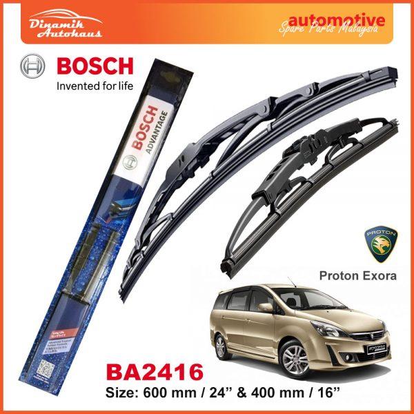 Bosch Wiper Blade BA2416 Proton Exora