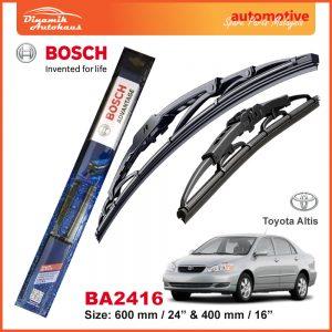 Bosch Wiper Blade BA2416 Toyota Altis 01 08