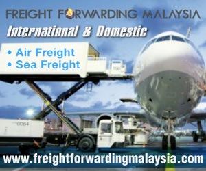 Freight Forwarding Malaysia - Air Freight & Sea Freight Forwarder Agent Custom Clearance