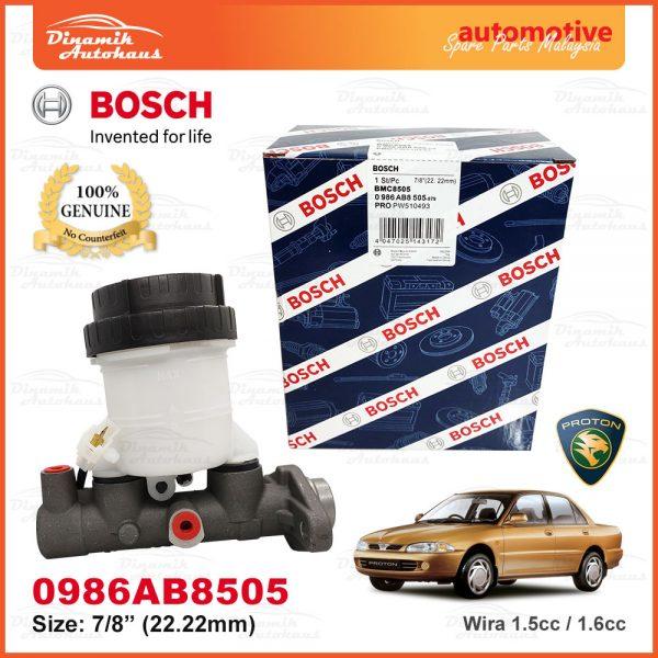Proton Wira Brake Master Cylinders Pump Bosch 01