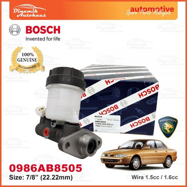 Proton Wira Brake Master Cylinders Pump Bosch 02
