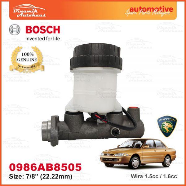 Proton Wira Brake Master Cylinders Pump Bosch 03
