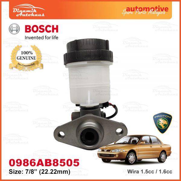 Proton Wira Brake Master Cylinders Pump Bosch 04