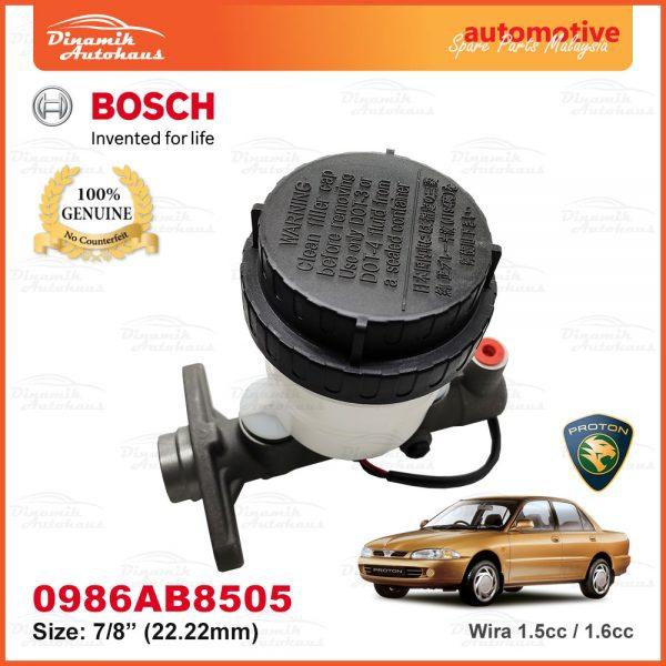 Proton Wira Brake Master Cylinders Pump Bosch 05