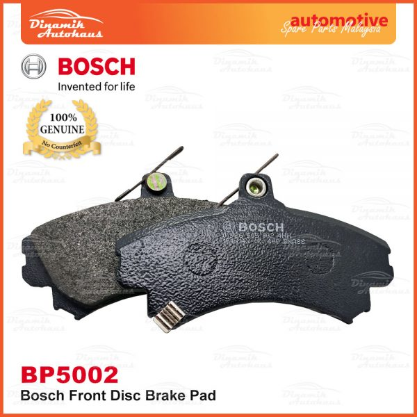 Bosch Disc Brake Pad BP5002 01