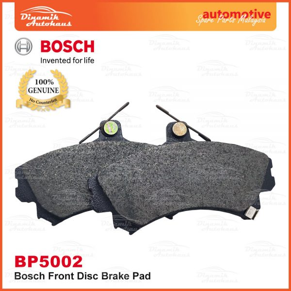 Bosch Disc Brake Pad BP5002 02