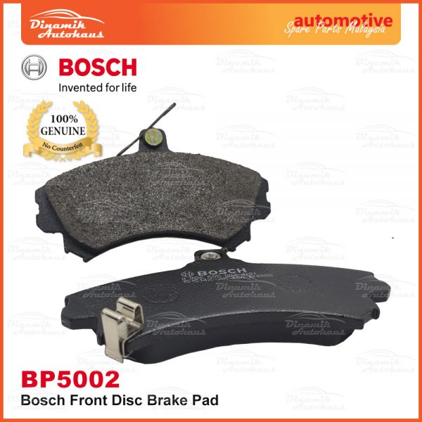 Bosch Disc Brake Pad BP5002 03