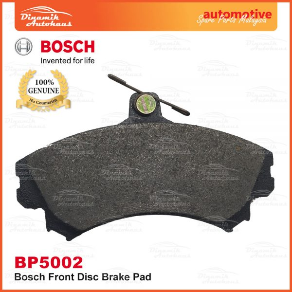 Bosch Disc Brake Pad BP5002 05